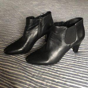 Bandolino Leather Bootie